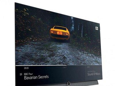 El fabricante alemán Loewe quiere luchar en la gama media de los televisores OLED con la nueva Loewe Bild 4