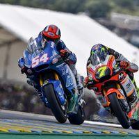 La tiranía de Mattia Pasini vuelve a gobernar en Moto2 con una soberbia pole