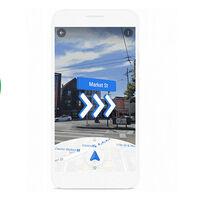 Google Maps mejora su navegación con realidad aumentada: estas son las novedades de Live View