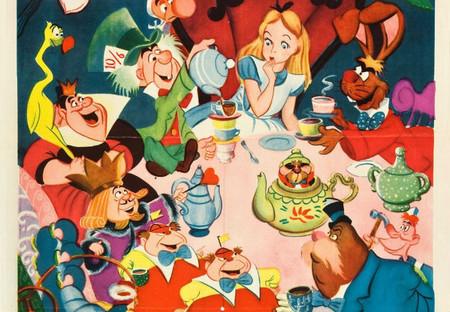 Disney: 'Alicia en el país de las maravillas', de Clyde Geronimi, Wilfred Jackson y Hamilton Luske