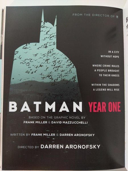 Batman Ano Uno