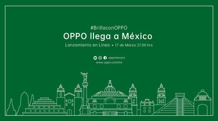 OPPO llega a México: cómo ver en vivo y vía online la presentación de sus novedades para nuestro país