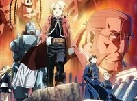 'Fullmetal Alchemist: To the Promised Day' anunciado para PSP