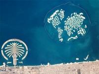 El mundo se hunde... en Dubai