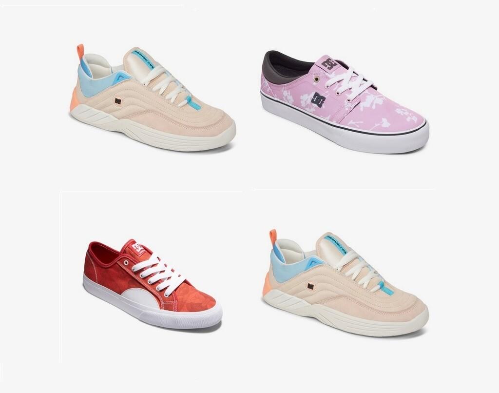 Zapatillas DC Shoes rebajadas hasta un 50% en las rebajas de invierno de la tienda oficial