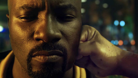 Luke Cage Captura