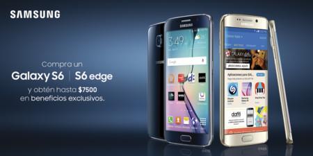 Plan de beneficios por ser portador de un Galaxy S6: packs de regalo con suscripciones a servicios y apps totalmente gratis