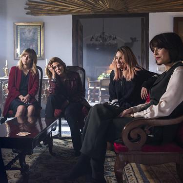 """Netflix estrena (por fin) el tráiler de """"A pesar de todo"""", la comedia española con Amaia Salamanca, Blanca Suárez, Macarena García y Belén Cuesta"""