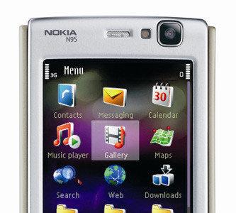 El Nokia N95 a la venta libre por 719 euros