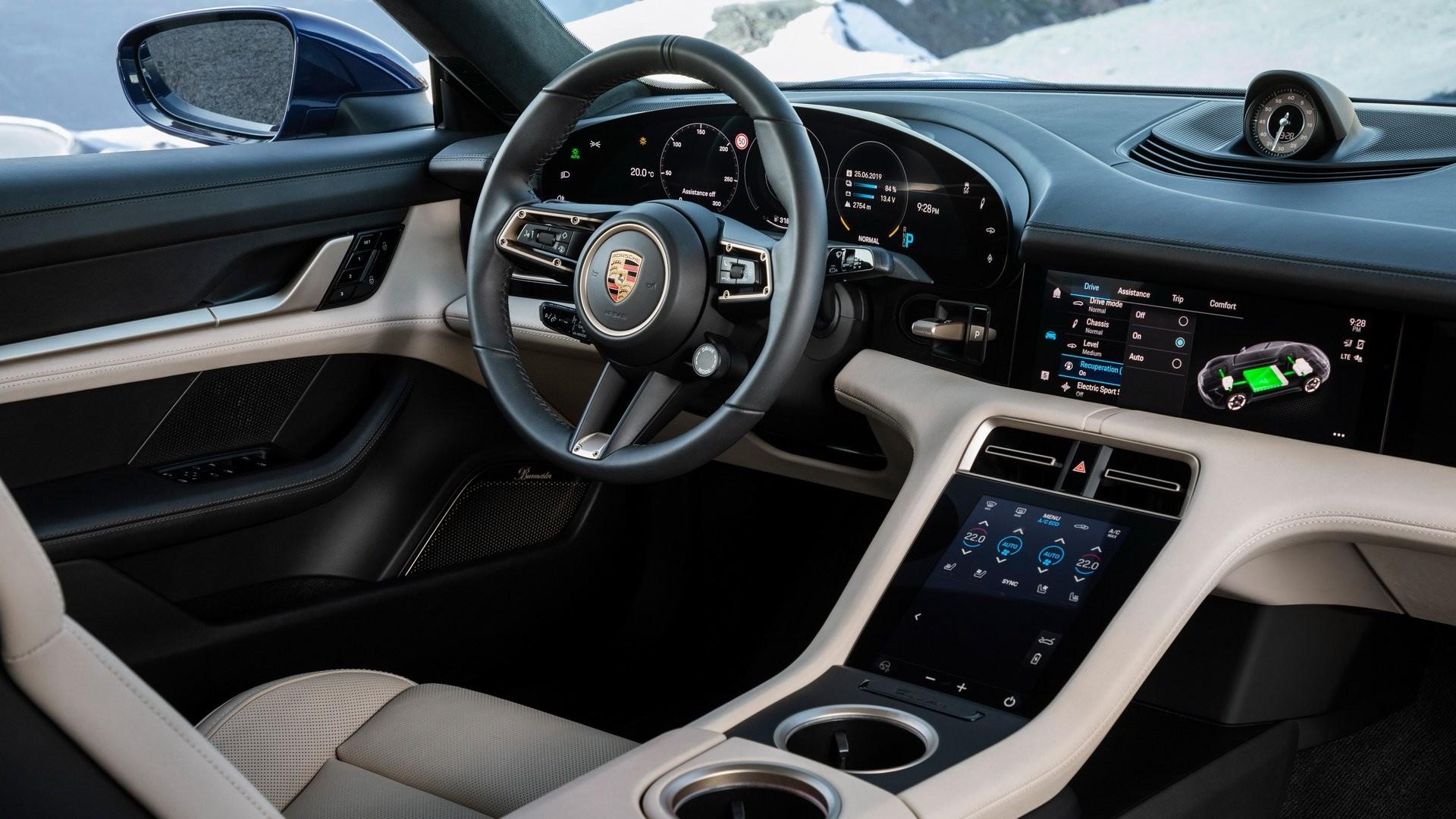 Foto de Porsche Taycan (23/29)
