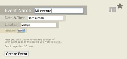 Mogabanda, creando la lista de asistentes para cualquier tipo de evento
