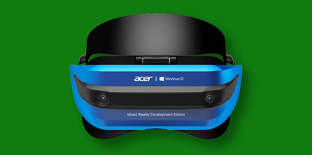 Xbox Acer Mixed Reality Development Edition 1592x791