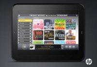 HP Touchpad se actualizará a WebOS 3.02 con HP MovieStore y MusicStore