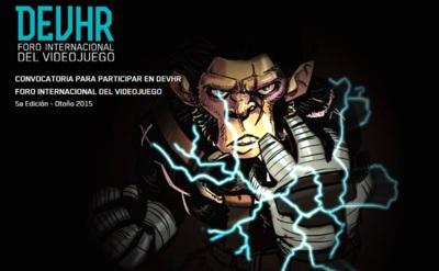 Se abre convocatoria para exponer en DEVHR: Foro Internacional del Videojuego