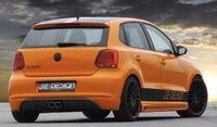 JE Design y el nuevo Volkswagen Polo: colores Lamborghi para toda la familia