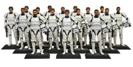 Stormtrooper de Disney