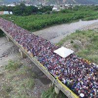 ¿Cómo afecta una avalancha migratoria a los países receptores? El caso de Venezuela