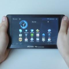 Foto 7 de 9 de la galería archos-70b-internet-tablet-1 en Xataka Android