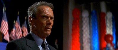 Clint Eastwood: 'En la línea de fuego'