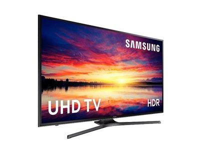 Samsung 50KU6000, una smart TV 4k de 50 pulgadas por sólo 598 euros en Mediamarkt