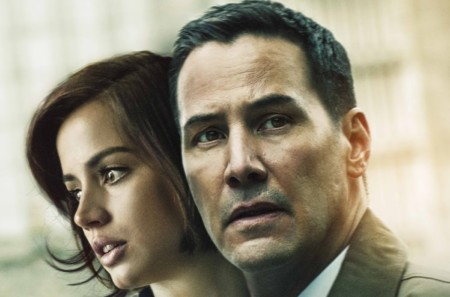 'Exposed', tráiler del thriller con Keanu Reeves y Ana de Armas