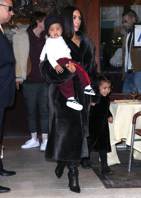 kim kardashian look nueva york