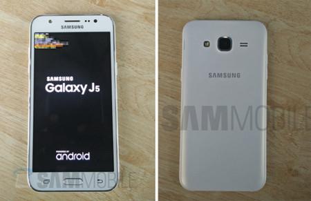 Conocemos al Samsung Galaxy J5 en una galería de imágenes filtrada