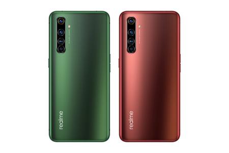 Versiones Y Colores Del Realme X50 Pro 5g