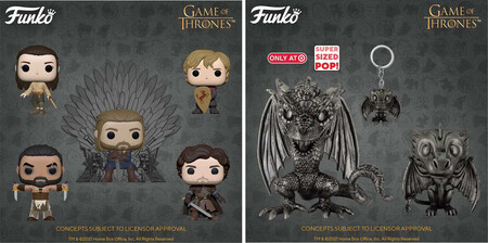 Figuras Funko POP! de Game of Thrones en preventa en Amazon México