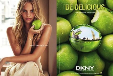 La deliciosa campaña de DKNY y su emblemático perfume