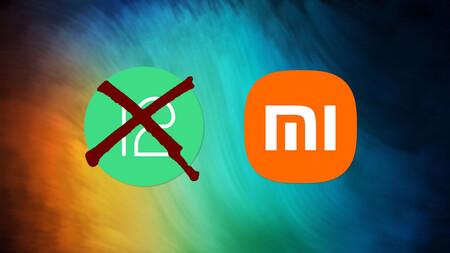 Estos son todos los Xiaomi, Redmi y POCO que se quedan sin Android 12