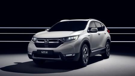 El Honda CR-V Hybrid se convertirá en 2018 en el primer SUV híbrido de la marca nipona en Europa