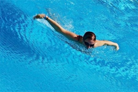 La natación, la mejor manera de seguir trabajando cuando estamos lesionados