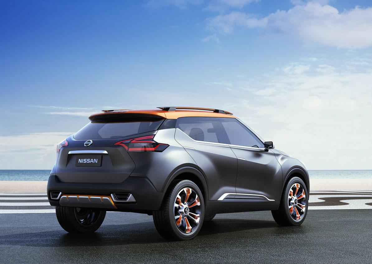 Foto de Nissan Kicks Concept (7/26)