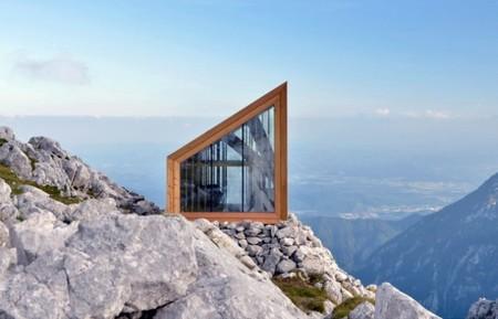 Ofis Architects Alpine Shelter 18