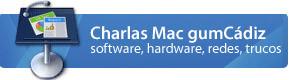 Charla sobre Mac OS X por el gumCádiz en la 802.party (Jerez)