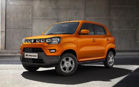 Así es el Suzuki S-Presso, un nuevo rival para Kwid en India y Latinoamérica