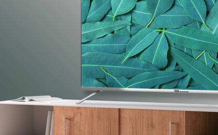 Una smart TV 4K de 50 pulgadas con Android baratísima en Amazon y El Corte Inglés: la TD Systems K50DLJ10US por 279 euros