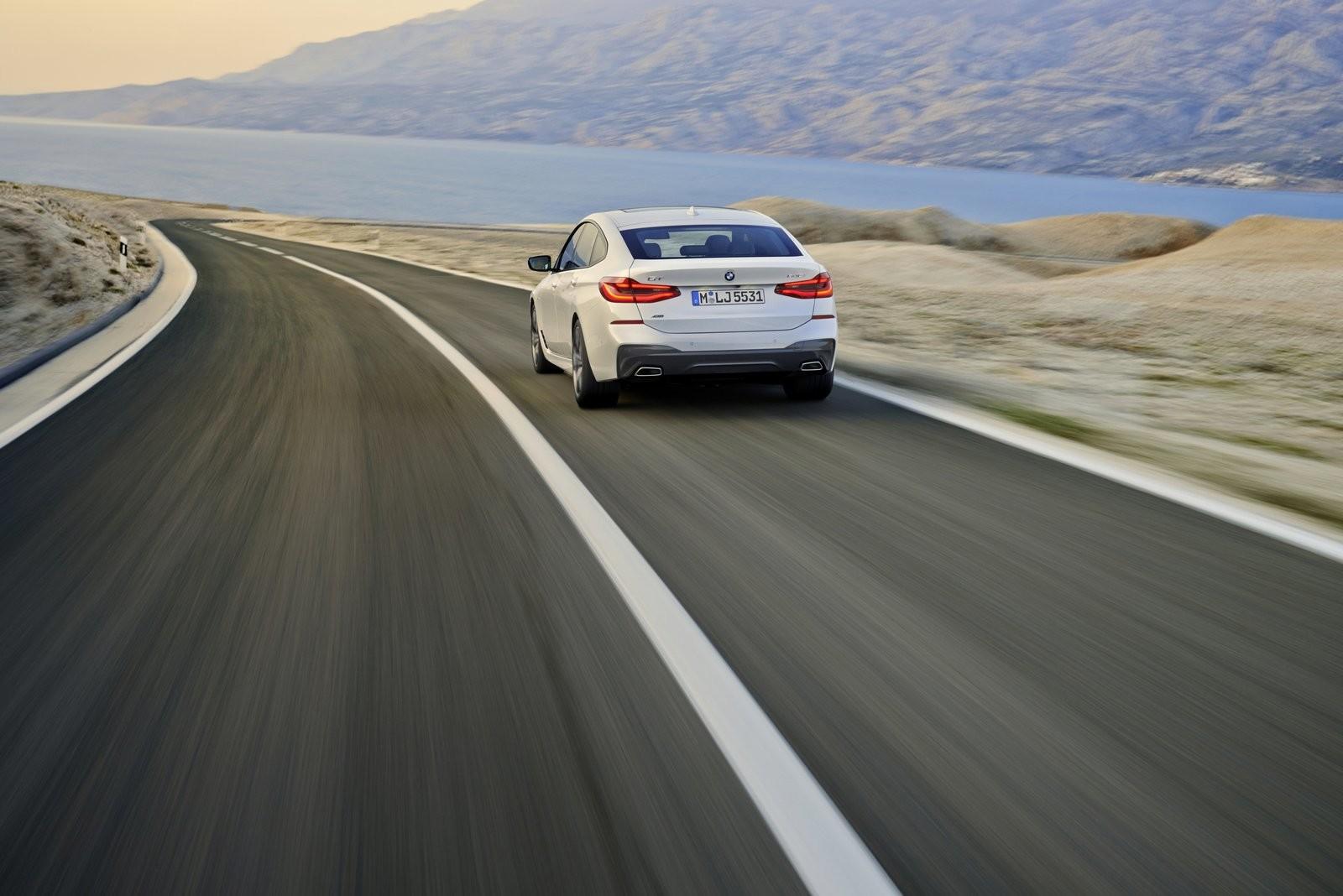 Foto de BMW Serie 6 Gran Turismo (23/54)