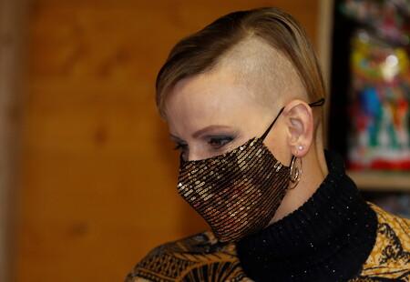 charlene de monaco pelo