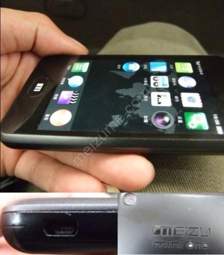 Primera imagen real del Meizu MiniOne