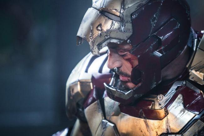 Robert Downey Jr. es Tony Stark/Iron Man