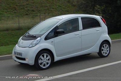 Peugeot i0n, presentación y prueba en Francia (parte 2)