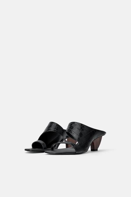 Sandalias Tacon Zara 2019 06