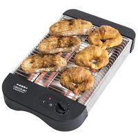 Especial para repostería:  tostador plano horizontal Cecotec Easy Toast Basic de 600 W por 13,50 euros en Amazon