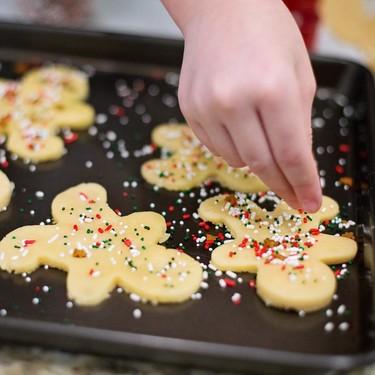 Las mejores 15 recetas de Navidad para hacer con niños
