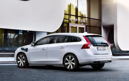 Volvo V60 D5 Twin Plug In Hybrid