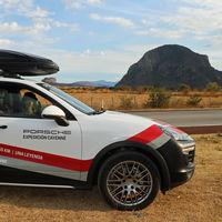 La aventura que llevó un Porsche Cayenne desde Uruguay hasta la Ciudad de México, para demostrar que es posible