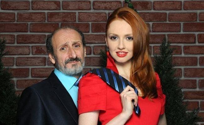 Imagen de Judith y Enrique en 'La que se avecina'
