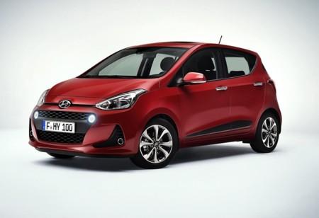 Nuevo Hyundai i10, ahora con CarPlay y una mirada más agresiva